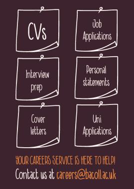 Careers Poster General