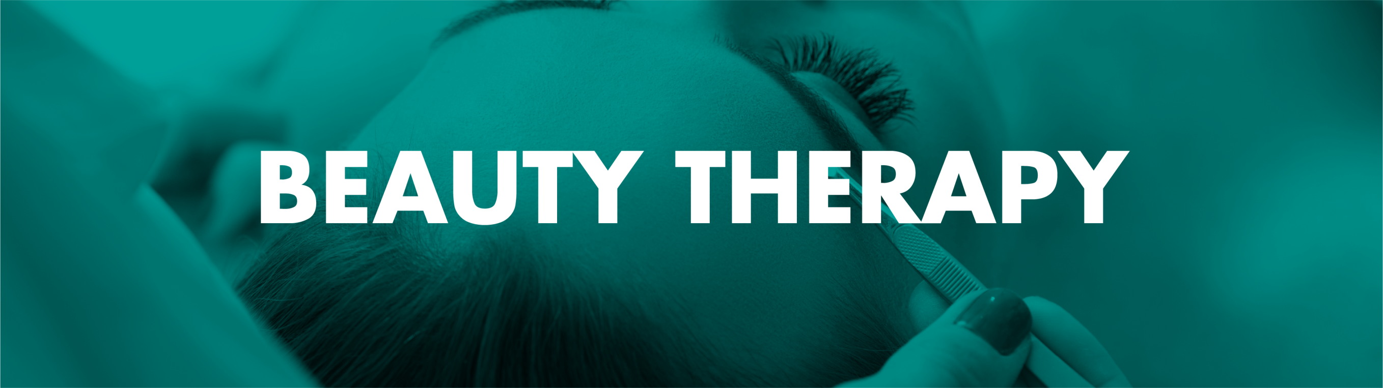 Beauty Therapy Header