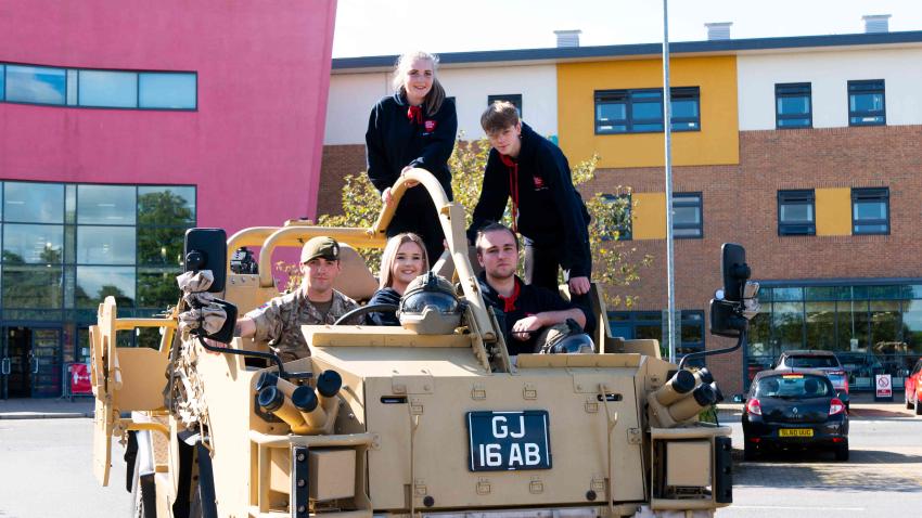 BAC Army pic 1